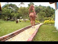 Luana Alves Brazilian big booty