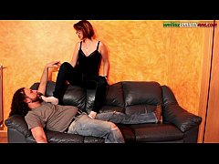 The Friend Of Ale Ep1 Part 1 - Footjob and Femdom