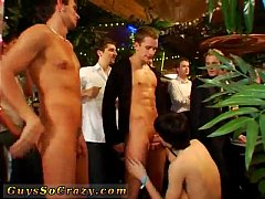 Young boy gay twinks group is spunking to a firm and prompt close