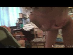 blonde loves masturbating while in the library