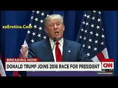 Kink Gives Us All the Donald Trump Gangbang Por...