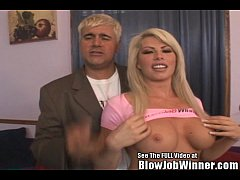 Brooke Haven Bodacious Blow Job Winner!