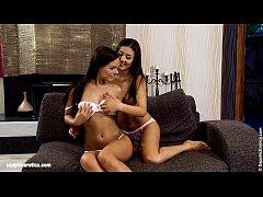 Climaxing Cuties - by Sapphic Erotica lesbian sex with Kari Iwia