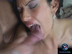 Cock hungry nympho Viva gives one unforgettable...