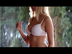 Nubilefilms outdoor romance leads to hot fuck 2