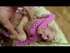 Sister Seduce Step-Bro to Get First Fuck and Lo...