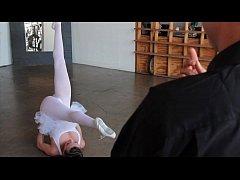 Fantasy-HD Teen dancer gets pounded