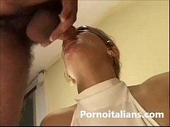 Milf italiana scopata da italiano dotato - Ital...