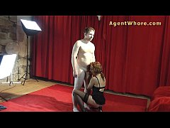 Reversed casting - slovak guy gets blowjob from...