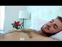 GayRoom Twink get fucked by a hot tattooed guy