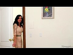 Step-Mother Veronica Avluv and Katie St. Ives L...
