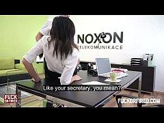 Assfucking my wife in my office