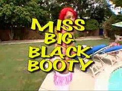 Big Hot Ebony Booty