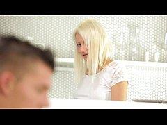 Blonde Olivia Devine Rides a Hard Dick - Erotic...