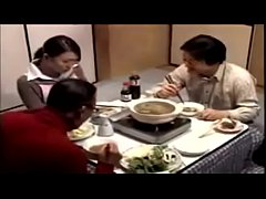 Japanese mature wife seduces neighbor to comfor...