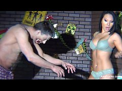 Behind the Scenes with Asa Akira