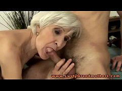 Blonde mature granny hottie slammed hard
