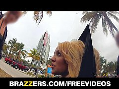 Brazzers & Alexis Monroe give a new twist to pu...