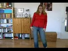 Wifes Friend Strips for Me - More Videos at Jui...