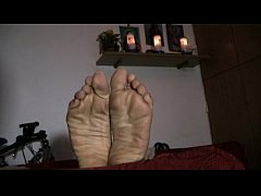 mature woman pretty feet soles from TheMilfahol...