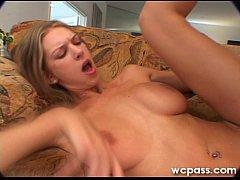 Blonde Busty Brooke