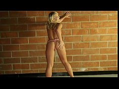 Hot ass blonde fucked from behind in POV