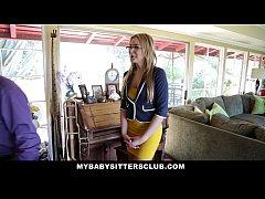 MyBabySittersClub - Hot Baby Sitter Craves Big Cocks