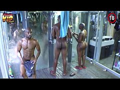 Big Brother Africa Hotshots Shower Hour (Day 25...