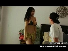 Crazy Milf With Hot Body Hardly Rammed
