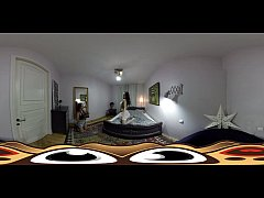 VR Porn Sexy photo session in 360