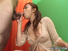 Sperm for the stunning oriental babe from the f...