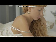 Hot blonde girl Janette plays wild sex games here