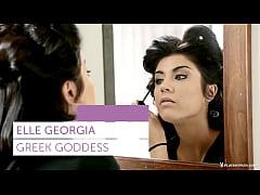Elle Georgia - The spooning sex hdporn69.com