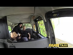Fake Taxi Brunette club dancer works her magic ...