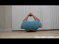 Watch me do my yoga always makes you so horny JOI
