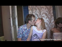 Young Sex Parties - Double xvideos gang-bang tu...