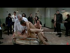 Patient treated with extreme gang bang
