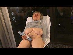 BEST mature 12 orgasms hotel window curvy exhib...