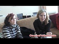 Teen girls interview