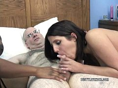 Lavender and Liani sharing a cock