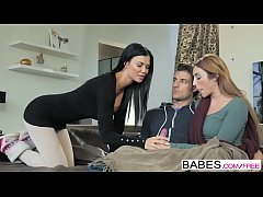 Babes - Step Mom Lessons - Cozy By the Fire sta...