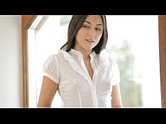 Hot brunette Iwia Does a 69 with Her Boyfriend - EroticVideosHD.com