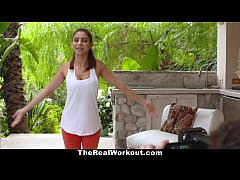TeamSkeet - Yoga Instructor Fucks Video Nerd