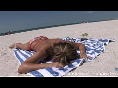 spring break home video my friends flashing and...