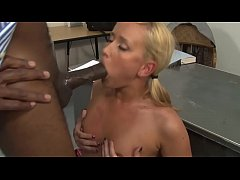 ATM Briella Bounce fucked by black cock