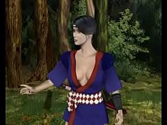 3D Animation: Ninja Scroll 3