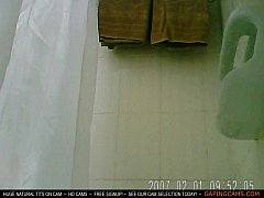 Mature hidden cam shower big tits webcam live t...