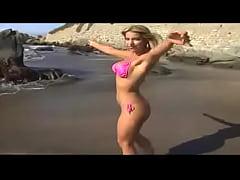 Alejandra Diaz beach session
