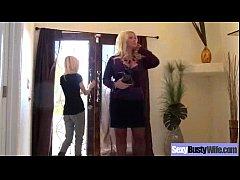 (alura jenson) Hot Wife With Round Bigtits Enjo...