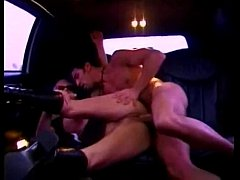 Horny Girl sex inthe limo /100dates